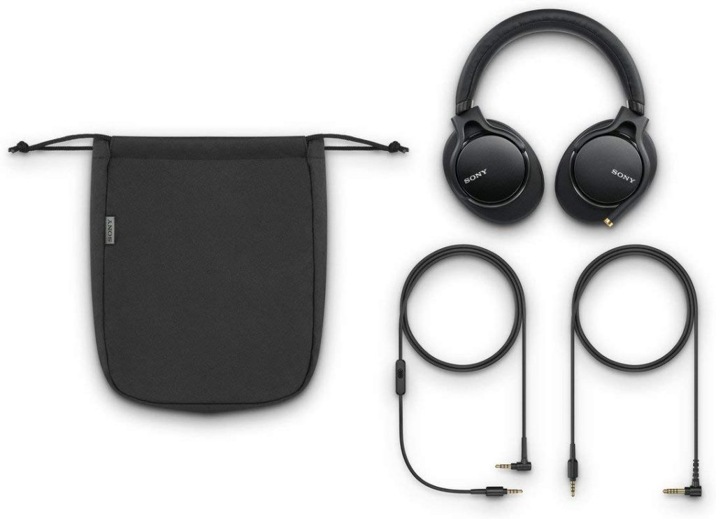Test du casque Sony MDR-1AM2 Hi-Res Audio