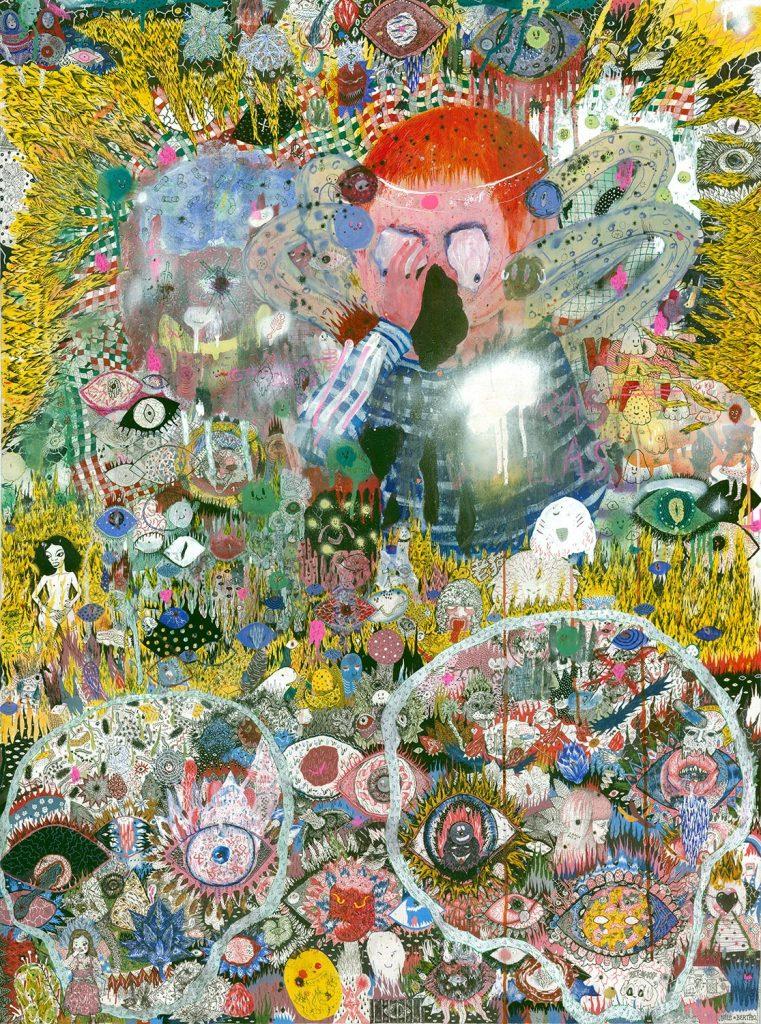 Le site de Nils Bertho, Artiste peintre