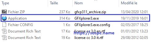 GFXplorer : connaitre la configuration de son PC en détail