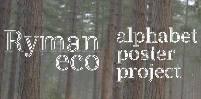 Utilisez une police écologique et économisez l'encre de vos imprimantes !