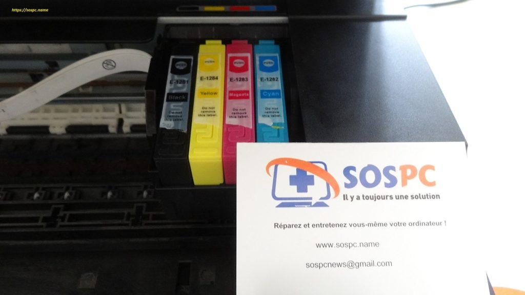 Votre imprimante n'imprime plus ? Une solution pour la réparer.