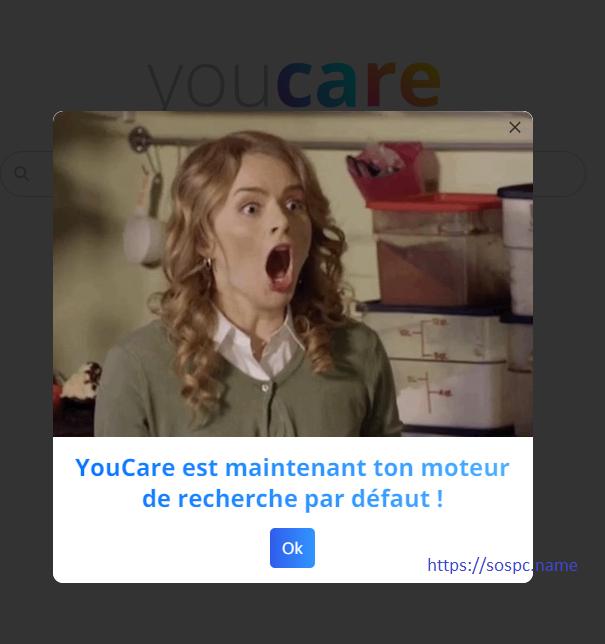 YouCare, le moteur de recherche caritatif