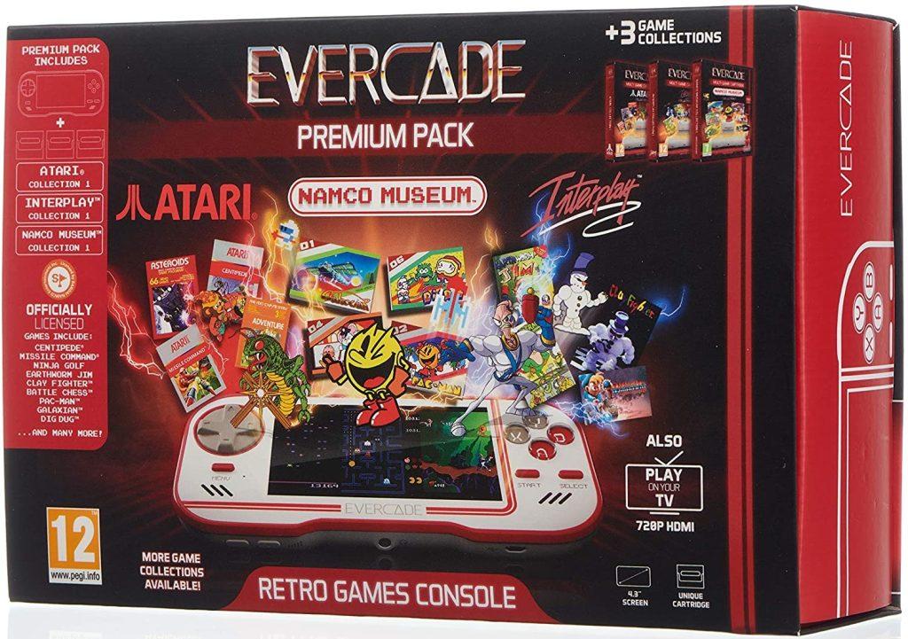 Blaze Evercade, la console de jeux rétro que vous allez adorer