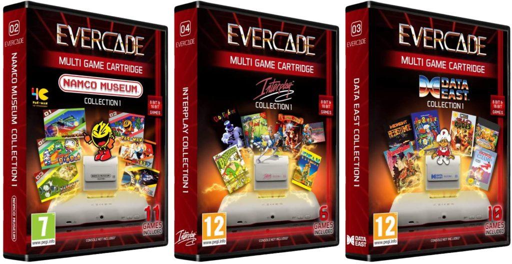 Blaze Evercade