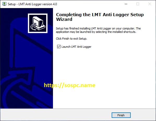 LMT Anti Logger 4, une nouvelle version encore plus performante