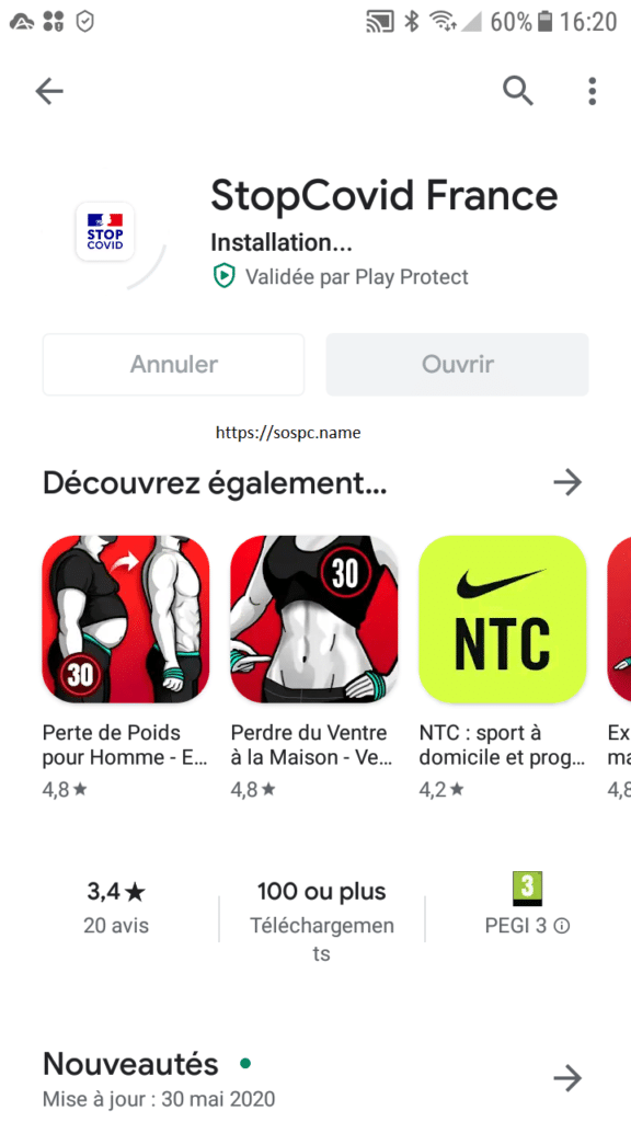 L'application StopCovid France est disponible, comment l'installer