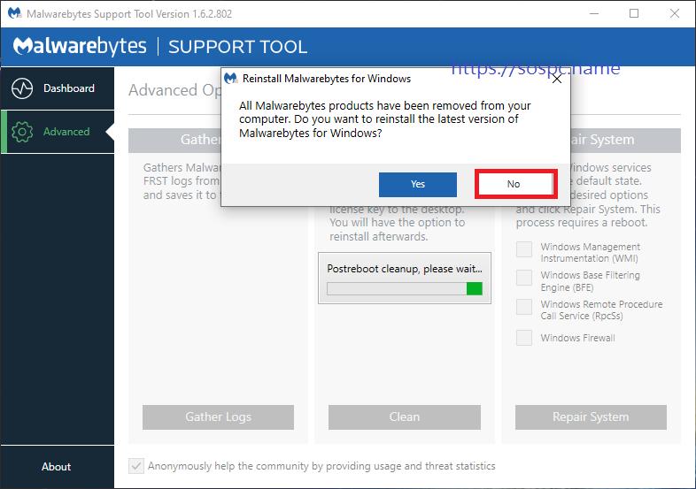 Antivirus Removal Tool, l'utilitaire qui vous aide à désinstaller proprement 29 Antivirus