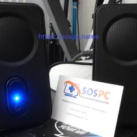 Des Haut-parleurs pour ordinateurs de bureau ou portables en test