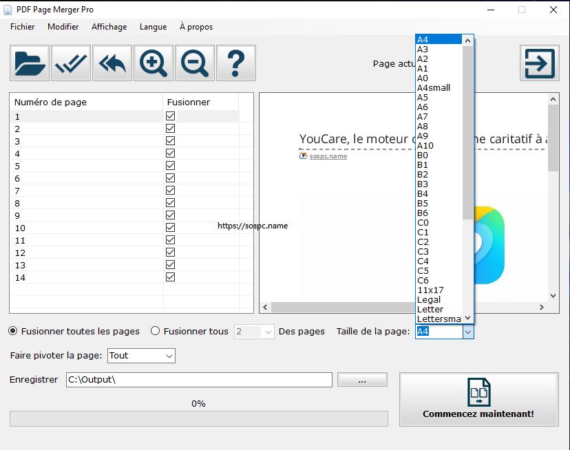 Bon plan : PDF Page Merger Pro gratuit !