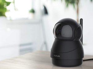 Une Caméra de Surveillance WiFi HD en test
