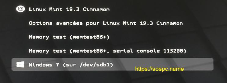 Passer à Linux Mint facilement tout en conservant Windows 7