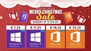 Les soldes de Noël Godeal24.com
