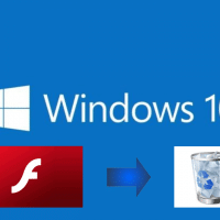 Windows 10 : Microsoft diffuse la KB4577586 afin de supprimer Flash Player