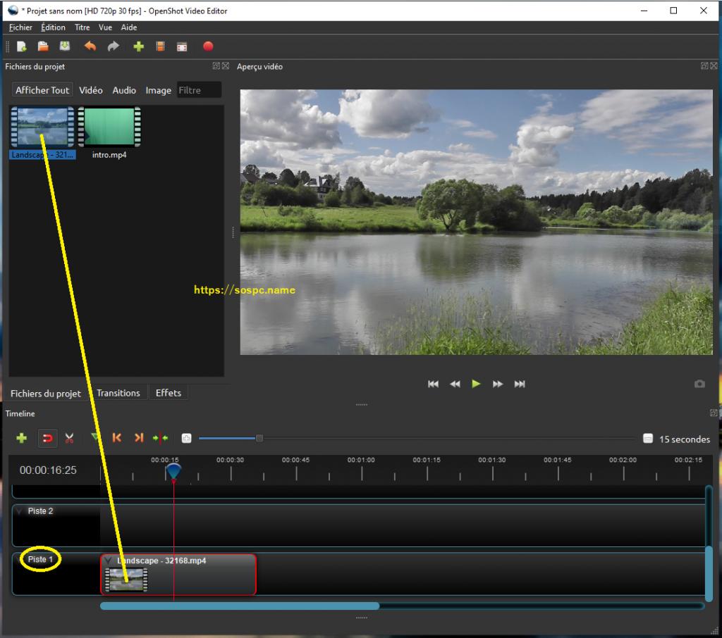 Comment incruster un fond à vos vidéos, tutoriel complet