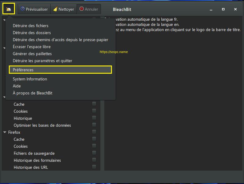 BleachBit 4 : supprimez les fichiers inutiles qui encombrent vos disques