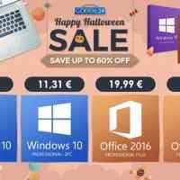 Migrez vers Windows 11 pour 7,31 € pendant les promos d'Halloween de Godeal24 !