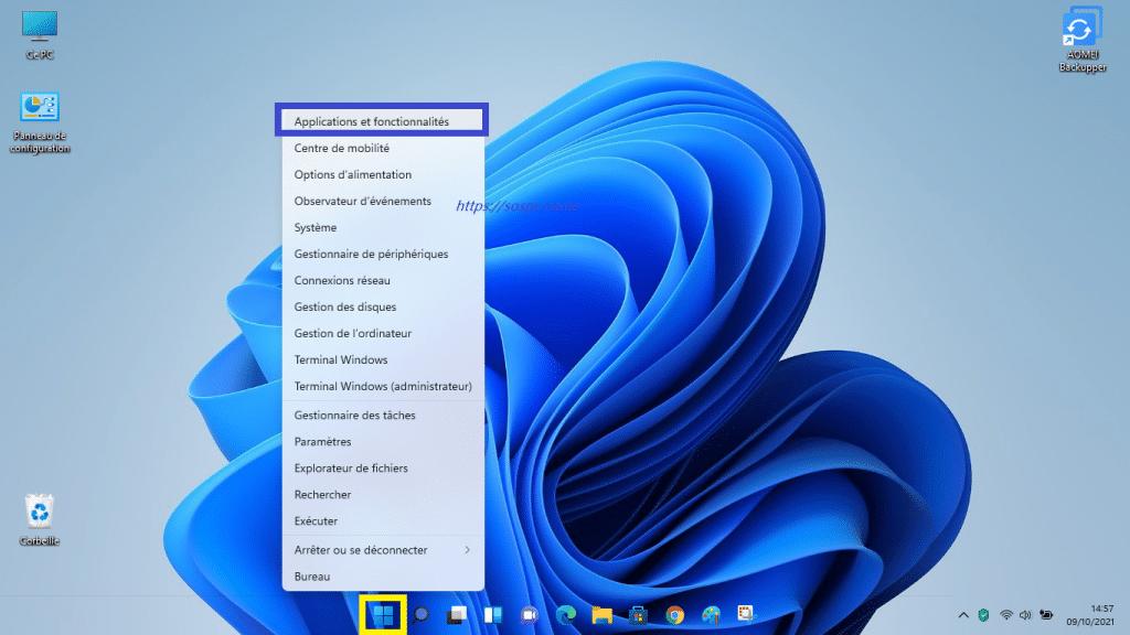 Windows 11 : supprimer le code pin au démarrage
